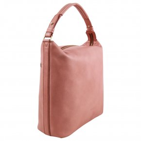 STOCKHOLM 5 Beuteltasche cameo brown
