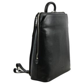 CHICAGO 8 black backpack S