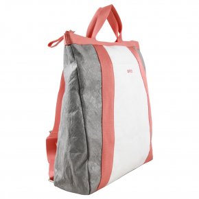 PNCH VARY 5 Rucksack grey/white/sunset