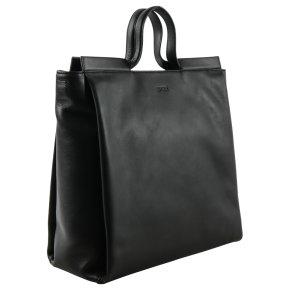Pure 9 black large shopper