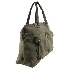 MOLINA khaki travel bag