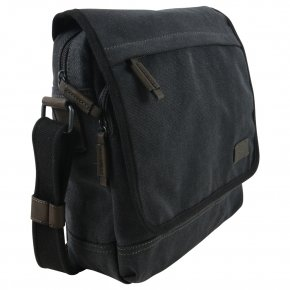 MOLINA 2 flap bag  dark blue