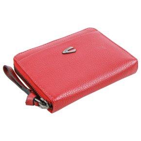 PURA W2 wallet RFID red
