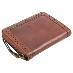 TALARA W1 wallet RFID cognac