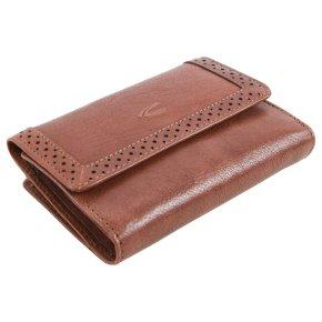 TALARA W2 wallet RFID  cognac