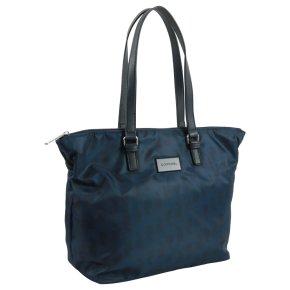 ANY TIME Shopper dark blue