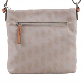 ANY TIME Schultertasche taupe