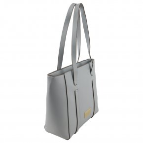BE YOURSELF Shopper light grey