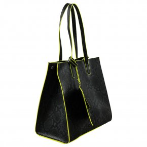 Lina Shopper black