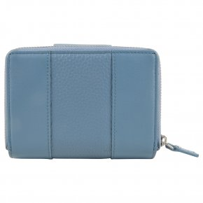 auen diethilde Clutch-Börse light blue