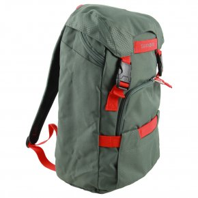 Sonora Laptop Backpack M thyme green