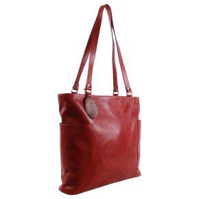 Asilo XL-Shopper red