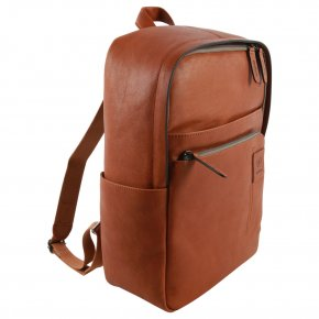hyde park cognac backpack
