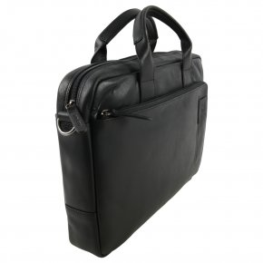 hyde park black briefbag
