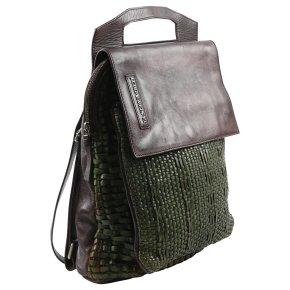 Rucksack/Tasche green