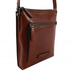 Herrentasche braun/ruthenium