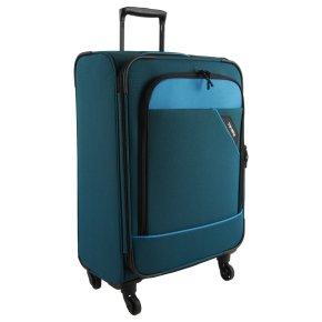 Trolley M 4w Derby blau