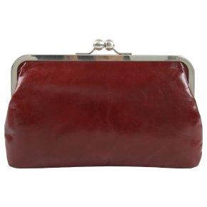 HILDEGARD Clutch vintage rubin