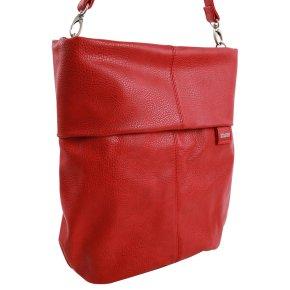 Mademoiselle M12 Shoulder Bag red