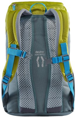 JUNIOR Kinderrucksack moss-teal