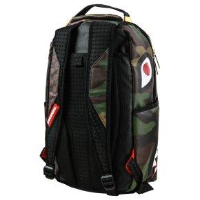 Rucksack checks & camouflage