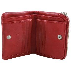 CHERRY Geldbörse red bud