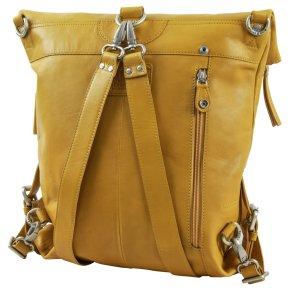 POMELO Rucksack/Handtasche lemon