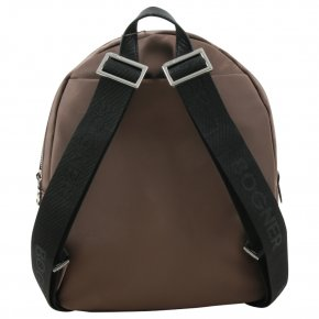 LADIS BY NIGHT HERMINE backpack taupe
