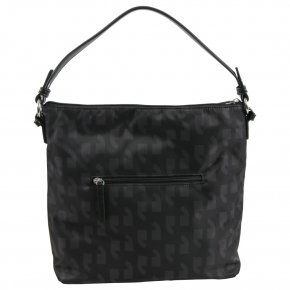 ANY TIME Beuteltasche black