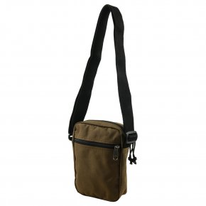 THE ONE Schultertasche army olive