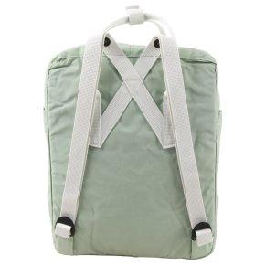 KANKEN Rucksack mint green-cool white