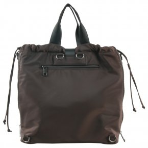 SUZA 2in1 Rucksack brown