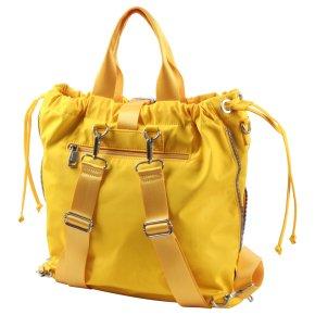 SUZA 2in1Rucksack yellow