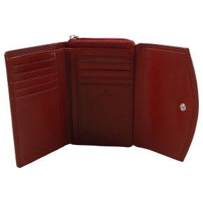 Leisel Dagrete Portemonnaie dark red mh14fz