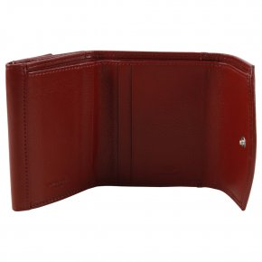 Leisel Deda sv4f Portemonnaie dark red