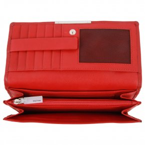 Belg Diedburg LH8F red RFID purse