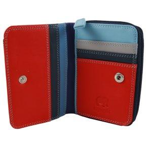 Small Wallet Zip Around Royal