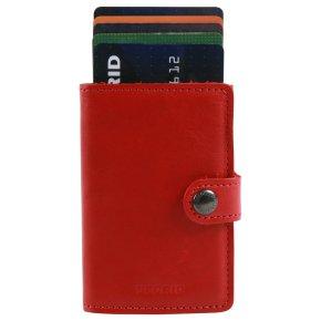 Miniwallet red
