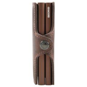 Twinwallet vintage chocolate