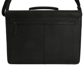 Business Bag XL mit Laptopfach black