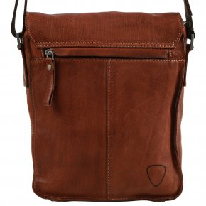 Upminster cognac XSVF shoulder