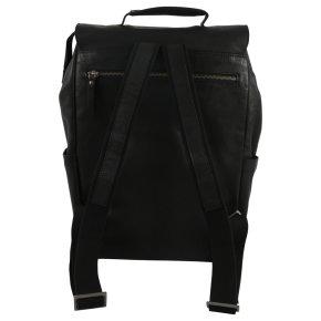 Upminster black backpack