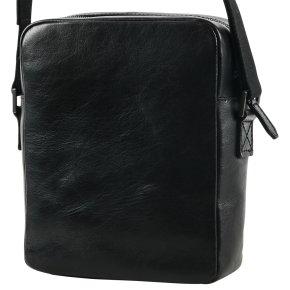 Herrentasche  schwarz