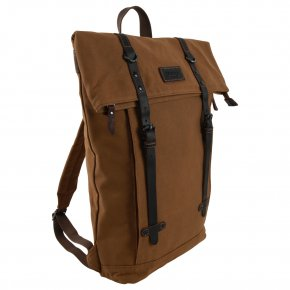 Backpack Canvas camel