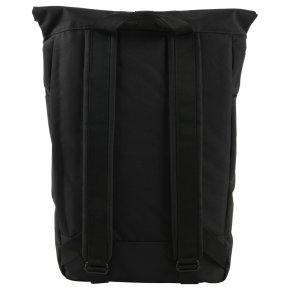 HAJO STEALTH Rucksack black