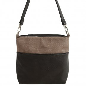 JANA 8 canvas-brown