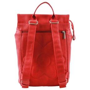 Rucksack MR13 canvas red