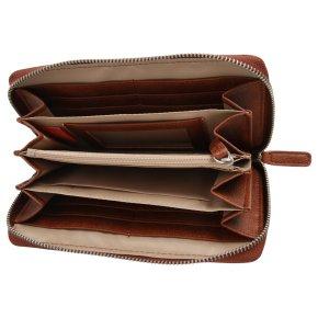 M. Wallet cognac