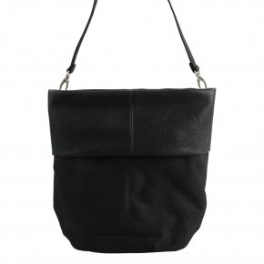 Olli 12 Gewebetasche schwarz
