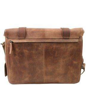 DAN Laptoptasche vintage tan